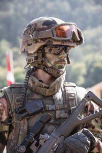 Umundurowanie żołnierza